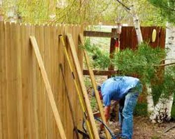 Top Rated Fencing Repair